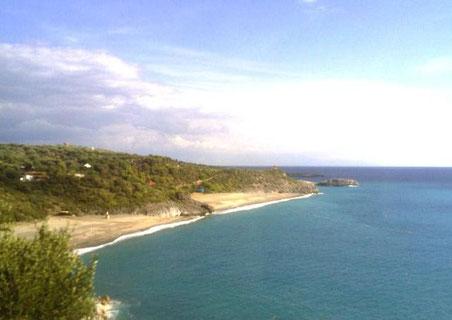 Spiaggia Arconte
