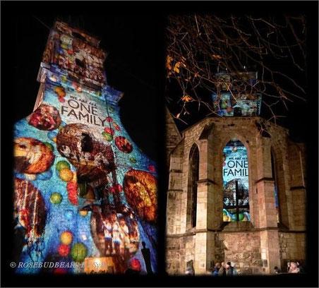 Hannover leuchtet Ägidienkirche