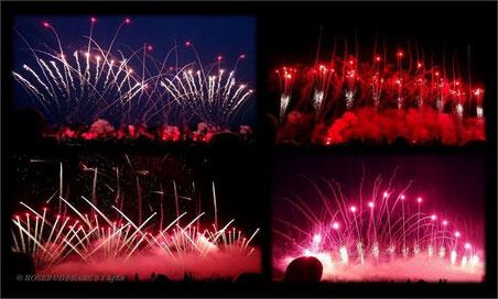 Impressionen vom Internationalen Feuerwerkswettbewerb - Team North Star Fireworks