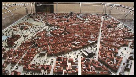 Hannover Stadtmodell
