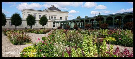 Hannover Großer Garten Herrenhausen Fürstlicher Blumengarten