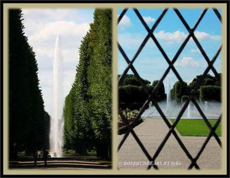 Hannover Herrenhausen Großer Garten Große Fontäne