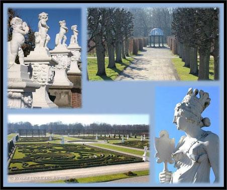Hannover Herrenhäuser Gärten Großer Garten