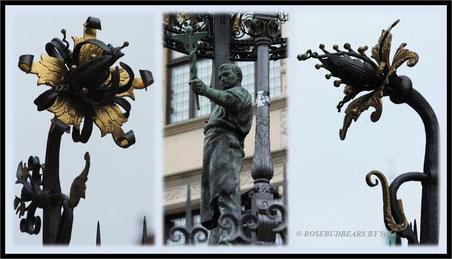 Brunnen auf dem Holzmarkt Hannover