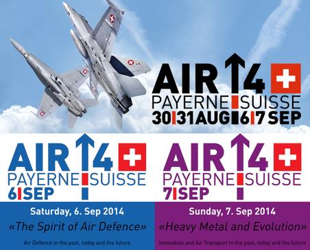 AIR14 PAYERNE 06-07 Septembre  Les 24 F-5 Tiger 50 ans  Patrouille Suisse 25 ans PC-7 TEAM rafale solo display suisse airshow 100 ans  photos  Armée suisse, Forces aériennes