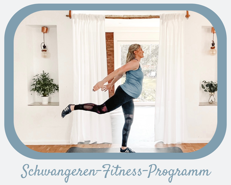 Schwangeren-Fitness-Programm (Onlinekurs)