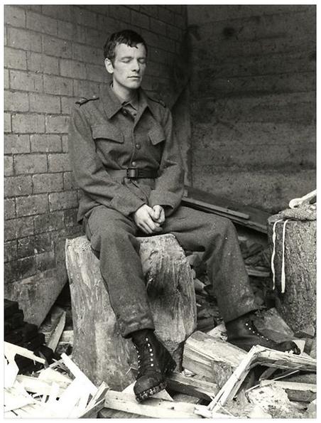 Trainsoldat Otto Odermatt
