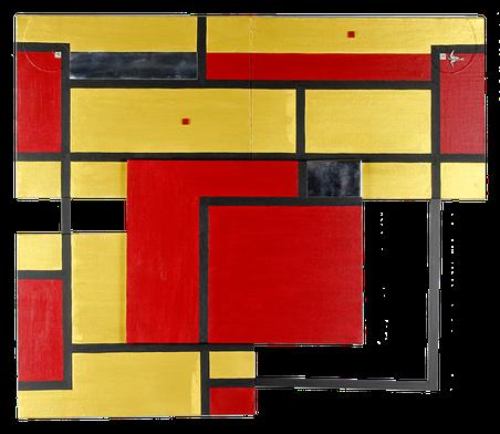 JINGU 10      820mm×700mm    F6*4    Wood, Alminium, Acrylic 2019