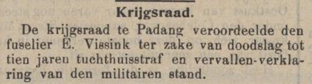 Het nieuws van den dag voor Nederlandsch-Indië 04-12-1909
