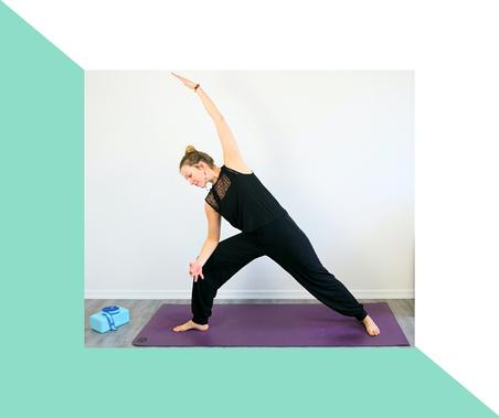 Daniela Horn Yoga Kurse in Hamburg