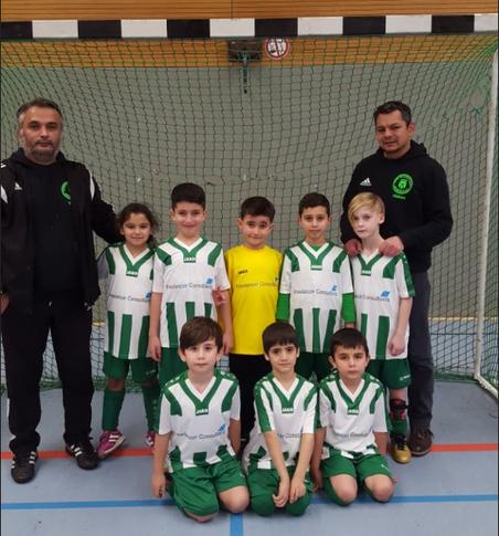 Sportgemeinschaft Osterfeld (SGO) - Die F Jugend