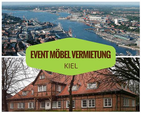 Eventmöbel mieten / Palettenmöbel Verleih & Vermietung in Kiel und Umgebung