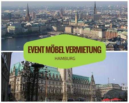 Eventmöbel mieten / Palettenmöbel Verleih & Vermietung in Hamburg und Umgebung