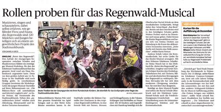 Pressebericht Rheinische Post vom 28.09.2015