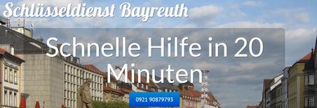 Schlüsseldienst in Bayreuth Tel. 0921/90879793 http://schluesseldienst-bayreuth.de
