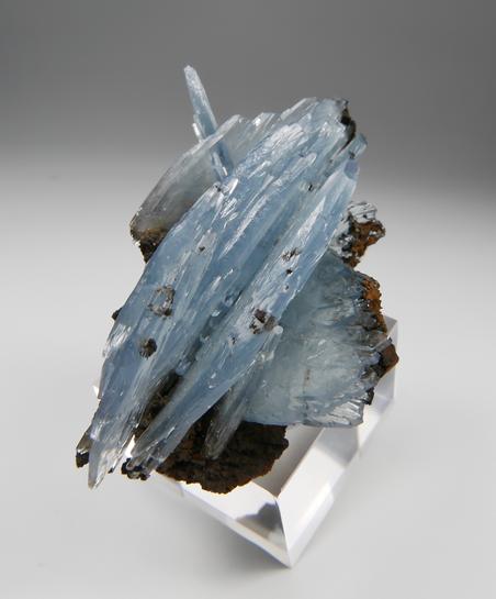 Blue Baryte, Nador