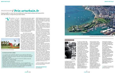 Extrait de la revue Urbanisme n° 395