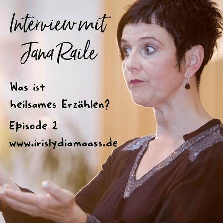 Märchenerzählerin Hannover, Jana Raile Erzählkunst