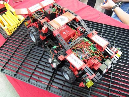 Einparkroboter von ROBoss