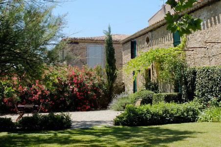 Gite Pays Cathare Gites de France dans l'Aude à Montlaur en Carcassonnais