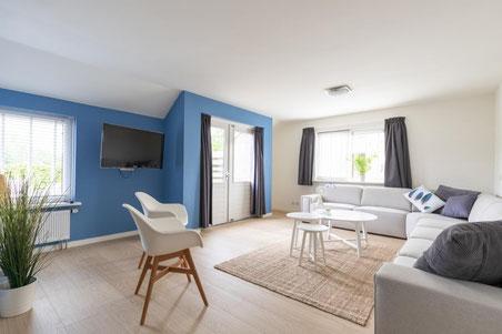Te huur vakantiewoning voor 16 personen  in het plaatsje Nes op Ameland met gratis internet