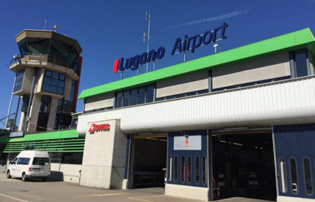 Image courtesy of Lugano Airport