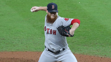 Nella foto Craig Kimbrel (Usa today)
