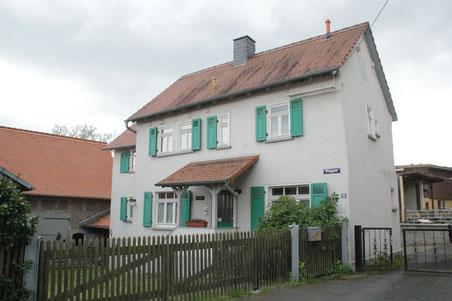 Der Firmensitz - Ein alter Bauernhof in Launsbach