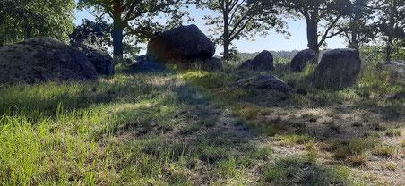 Historische Orte in der Prignitz