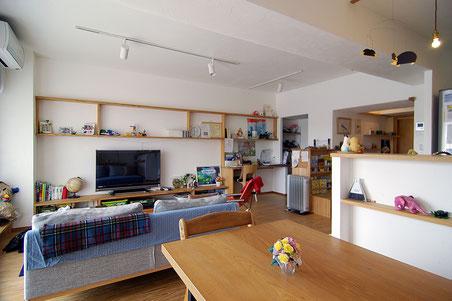 新ゆりグリーンタウン リフォーム 木のマンションリフォーム リノベーション 川崎