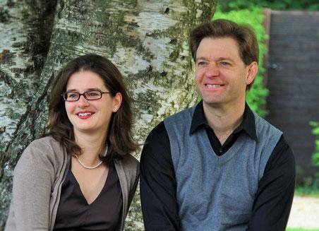 Das Duo Anette Fischer-Lichdi und Tilman Lichdi gastieren im Cusanus-Geburtshaus