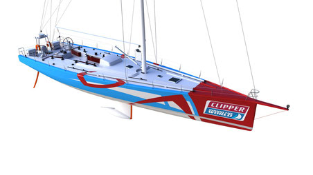 Clipper 70 rendering
