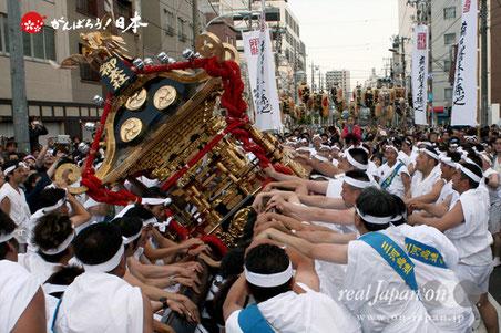 素盞雄神社・天王祭〈神幸祭〉@2012.06.03