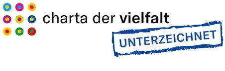 Logo Charta der Vielfalt