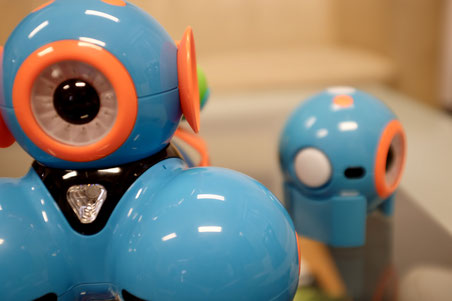 Die Roboter Dash & Dot