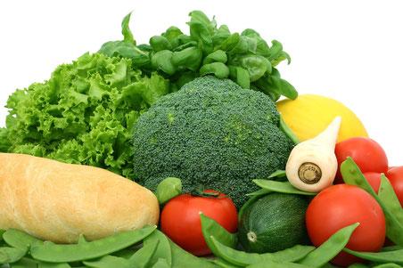 biologische Lebensmittel