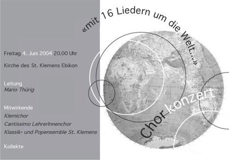 Konzert Klemichor 04