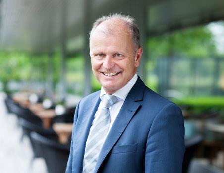 Hannes Wittwer, seit vier Jahren CEO der Senevita-Gruppe.