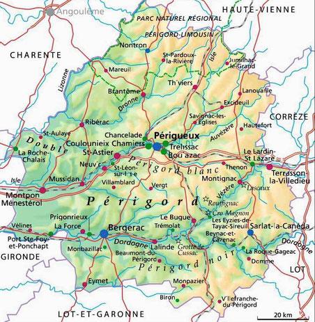 grotte de lascaux carte géographique cm1 cm2