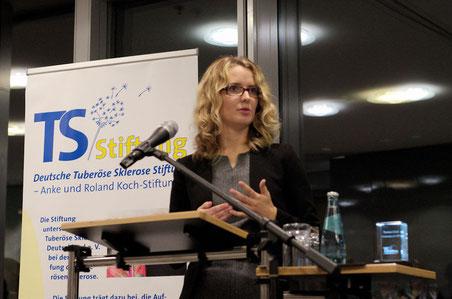 Preisträgerin Theresa Scholl MSc, Wien. Foto: Galina Görl