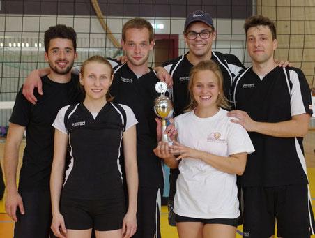 Turniersieg im 5. Anlauf: SUHT! aus Regensburg