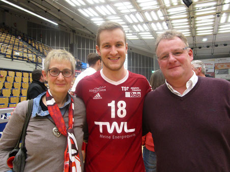 Marion Feld, Alexander Feld, Carsten Feld
