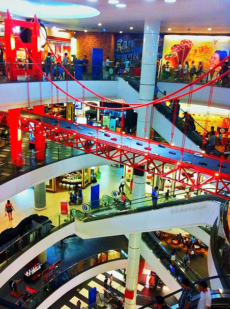 Terminal 21 Shopping Mall - Bangkok