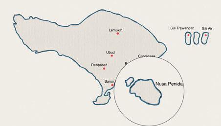 Bali - Nusa Penida - Weltreise Blog und Reiseziele - Travel um die Welt