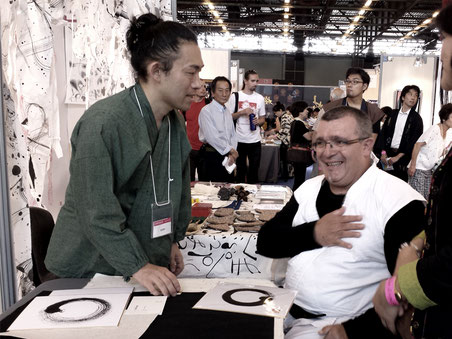 「あぁ、これだ」で繋がる - JAPAN EXPO in Parisにて