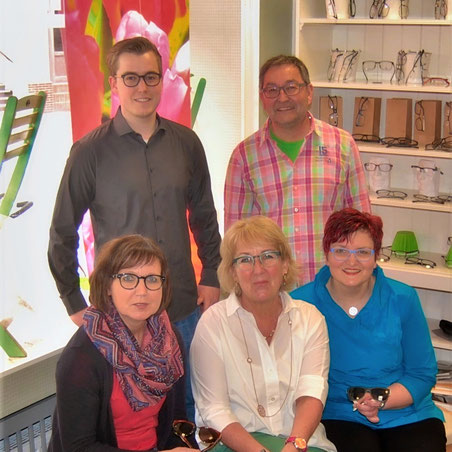 Das Optik Hirschberg - Team