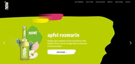 Screenshot www.nowbiolimo.de