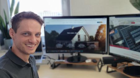 Nils Rufle, Geschäftsleitung und Projektleitung