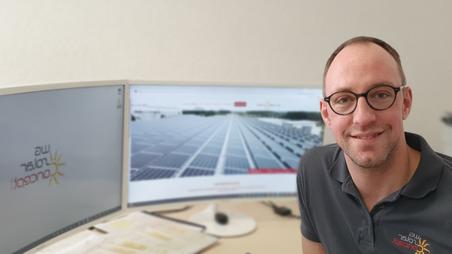 Marius Mergner, Planung und Vertrieb