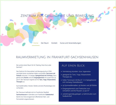 Webseite www.dogs-country.de
